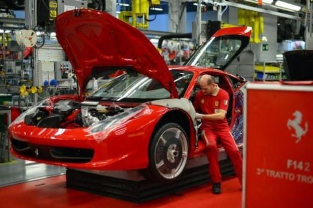 Efsane araba Ferrari nasıl üretiliyor? - Page 4