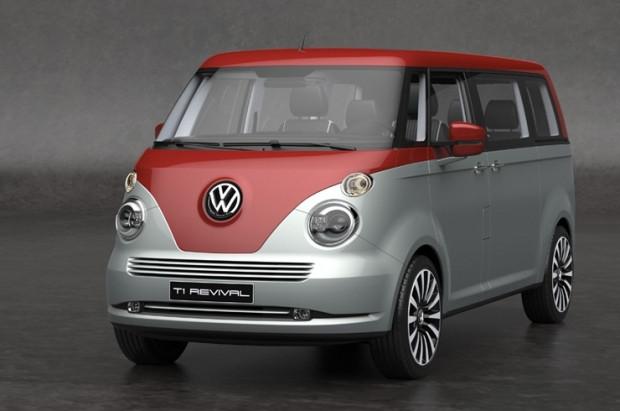 Efsane geri dönüyor: Volkswagen T1 - Page 1