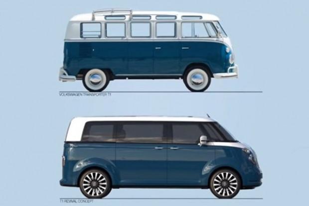 Efsane geri dönüyor: Volkswagen T1 - Page 3