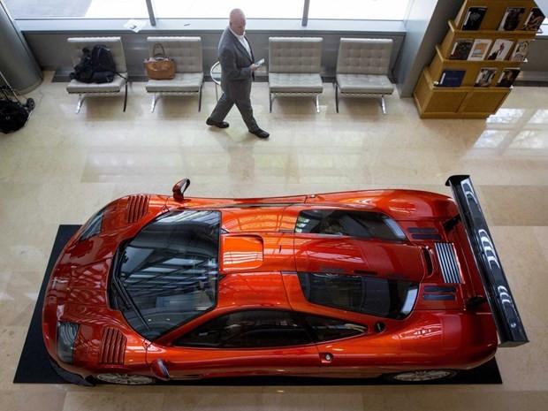 Efsane McLaren F1, açık arttırmada satışa çıkıyor - Page 1