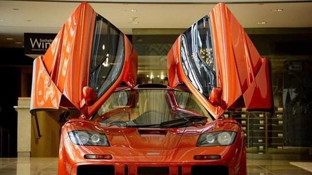 Efsane McLaren F1, açık arttırmada satışa çıkıyor - Page 4