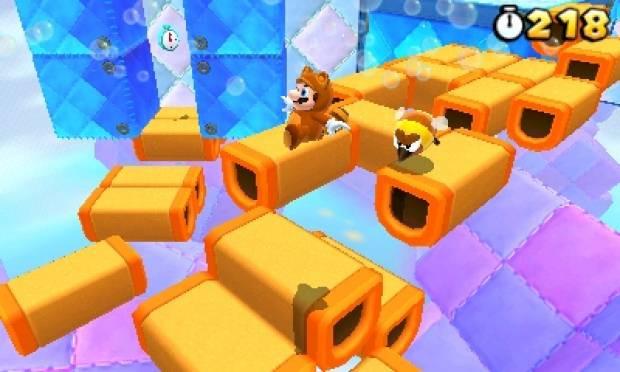 Efsane oyun geri dönüyor,Super Mario 3D'den muhteşem görüntüler! - Page 1