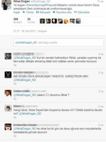 Efsane Twitter cevapları - Page 1