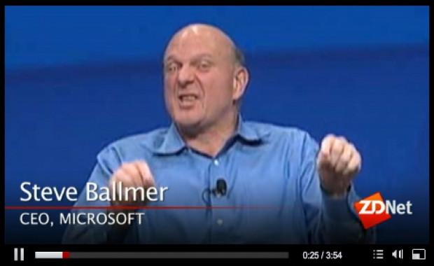 Eğlenceli CEO Steve Ballmer'ın en çok tıklanan kareleri! - Page 1