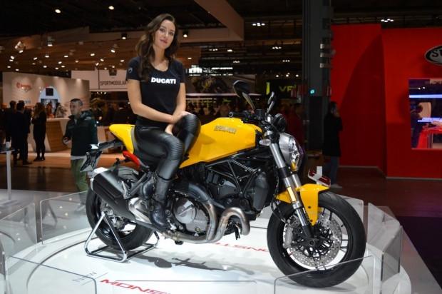 EICMA 2017'den yeni motosikletler - Page 4