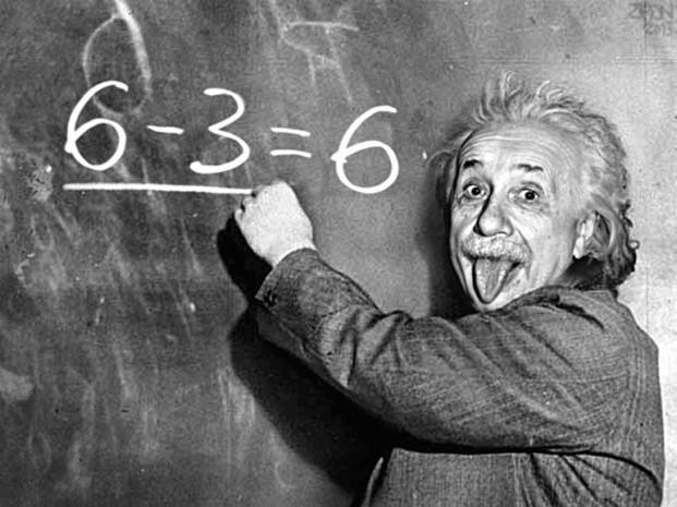 Einstein'dan 10 hayat dersi - Page 1