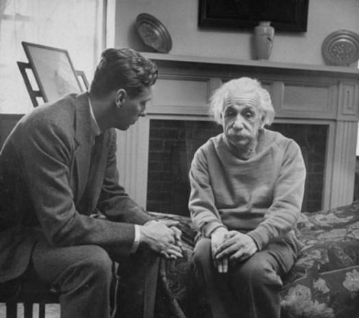 Einstein'in hiç bilinmeyen yönleri - Page 1