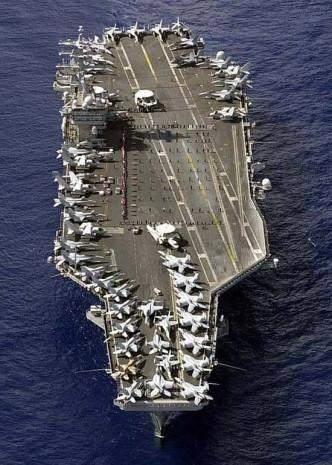 Eisenhower uçak gemisinin özellikleri - Page 1