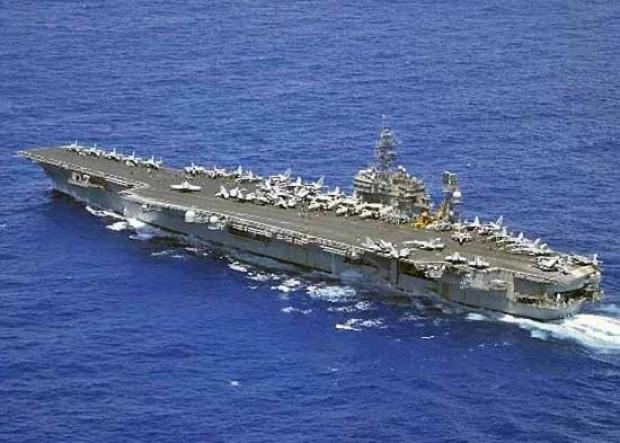 Eisenhower uçak gemisinin özellikleri - Page 2
