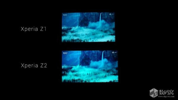 Xperia Z1 ve Xperia Z2 ekran karşılaştırması - Page 1