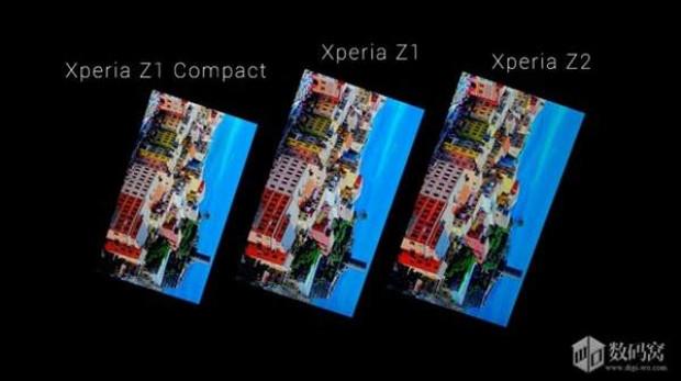 Xperia Z1 ve Xperia Z2 ekran karşılaştırması - Page 3