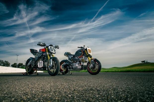 Elektirikli motorsikletler arasında zirve Victory'nin - Page 1