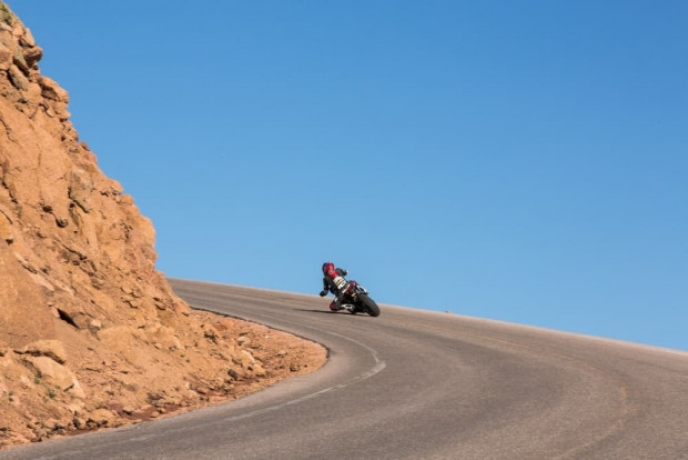Elektirikli motorsikletler arasında zirve Victory'nin - Page 2
