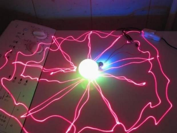 Elektrikle ilgili ilginç deneyler - Page 4