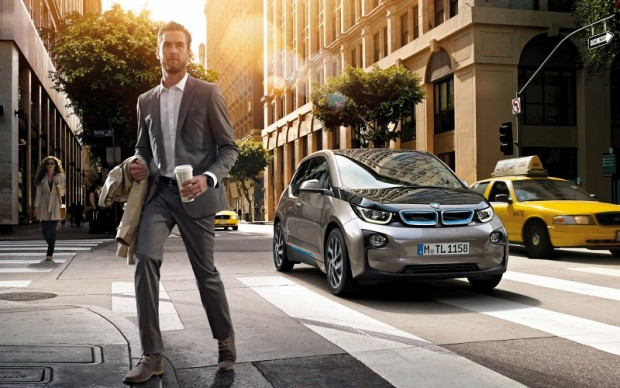 Elektrikli BMW İ3 Türkiye yollarında - Page 1
