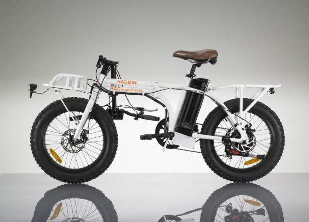 Elektrikli kargo bisikleti - Page 1