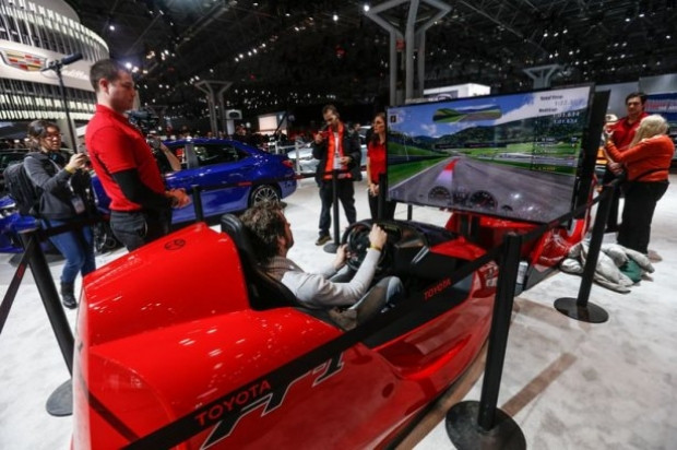 Elektrikli motorlar ve konsept araçlar sergileniyor - Page 4