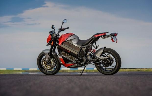 Elektrikli motosiklet, Empulse TT - Page 1