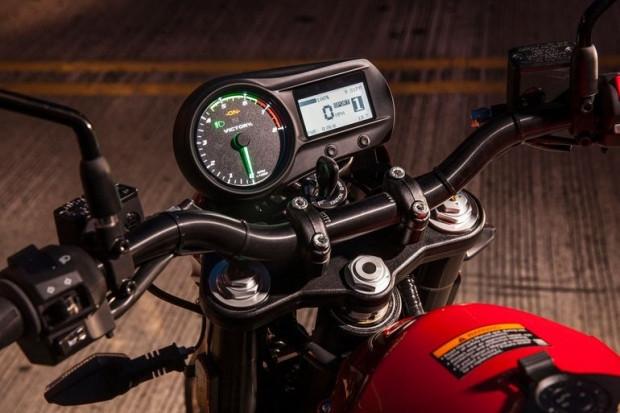 Elektrikli motosiklet, Empulse TT - Page 2
