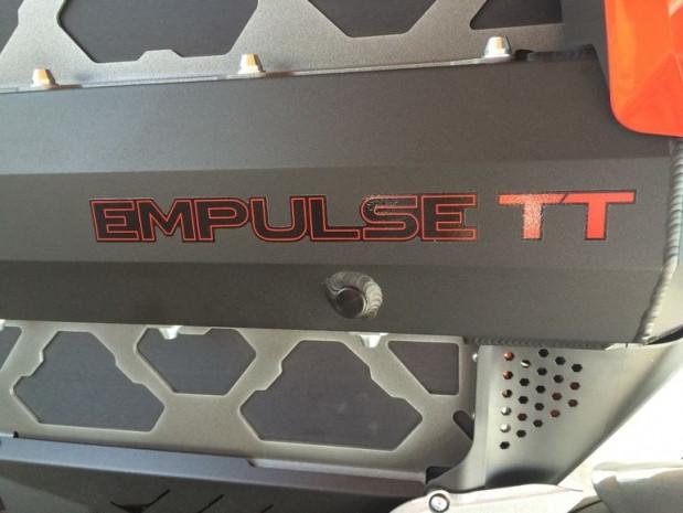 Elektrikli motosiklet, Empulse TT - Page 3