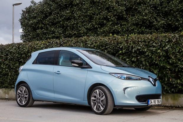 Elektrikli Renault Zoe Türkiye yollarına çıktı - Page 3