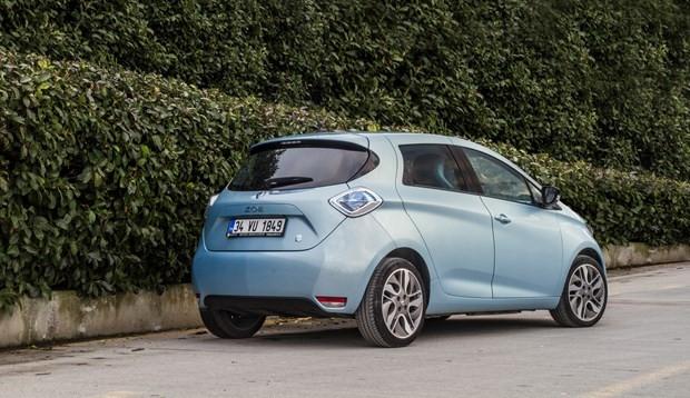 Elektrikli Renault Zoe Türkiye yollarına çıktı - Page 4