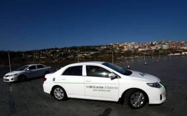Elektrikli Toyota Corolla'lar - Page 2