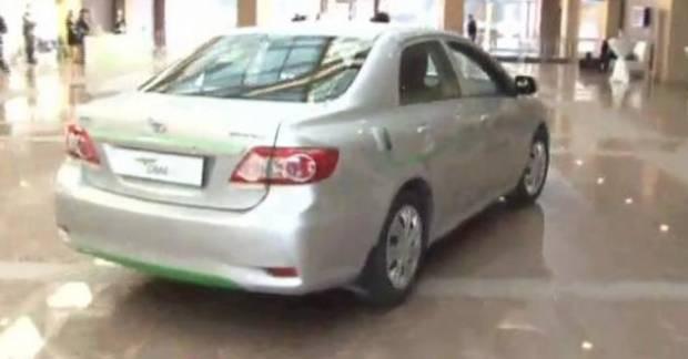 Elektrikli Toyota Corolla'lar - Page 4