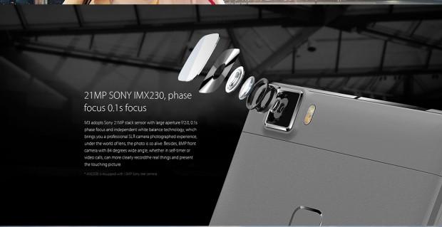 Elephone M3 fiyatıyla adından söz ettirecek - Page 2