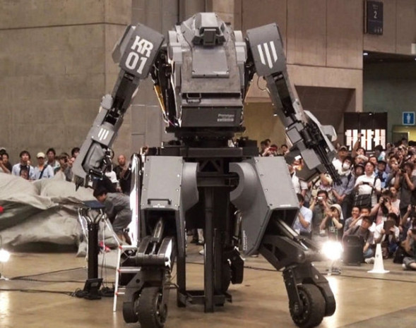 En akıllı robotlar-1 - Page 1