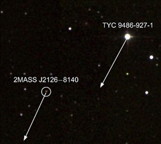 En büyük Güneş sistemi bulundu - Page 1