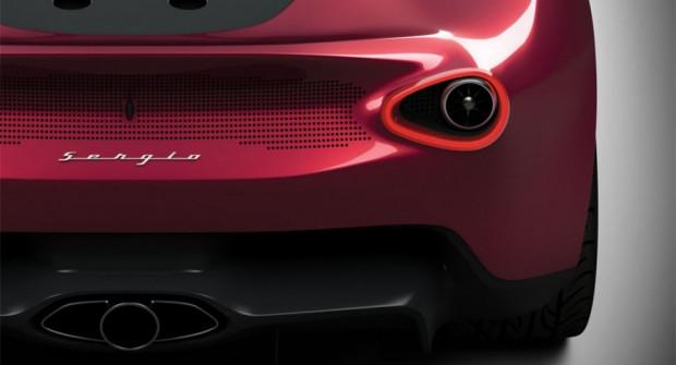 En çarpıcı Ferrari otomobili, Pininfarina Sergio - Page 1