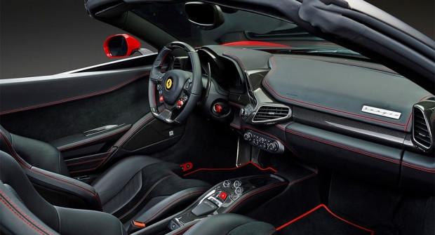 En çarpıcı Ferrari otomobili, Pininfarina Sergio - Page 2