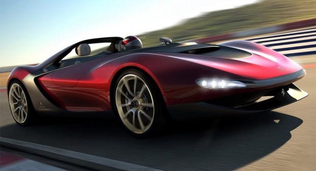 En çarpıcı Ferrari otomobili, Pininfarina Sergio - Page 3