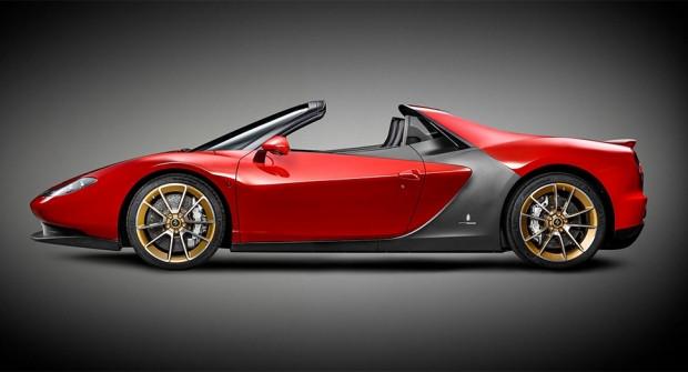 En çarpıcı Ferrari otomobili, Pininfarina Sergio - Page 4
