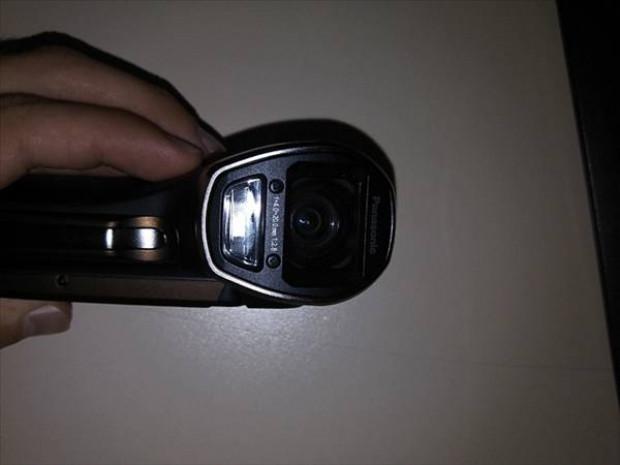 En dayanıklı kamerayı Panasonic yaptı! - Page 1