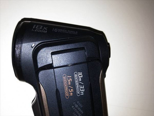 En dayanıklı kamerayı Panasonic yaptı! - Page 3