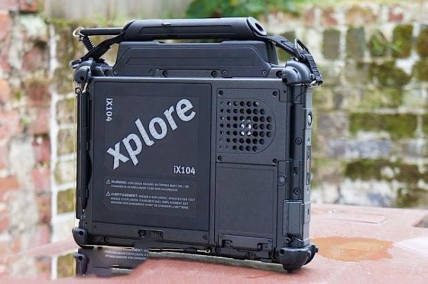 En dayanıklı tablet, Xplore  XC6! - Page 2