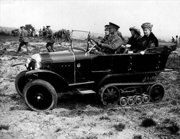 En eski ve en tuhaf arabalar - Page 1