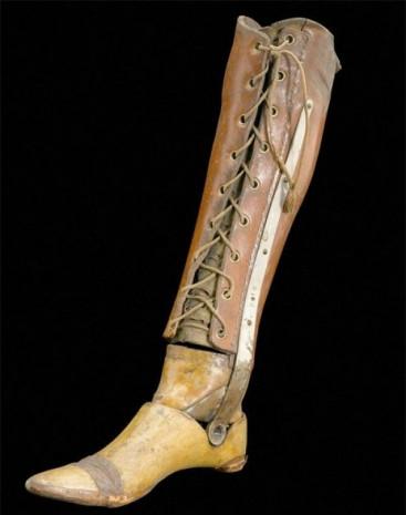 En eski vücut protezleri - Page 1