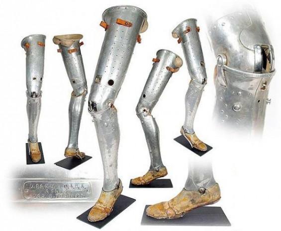 En eski vücut protezleri - Page 2