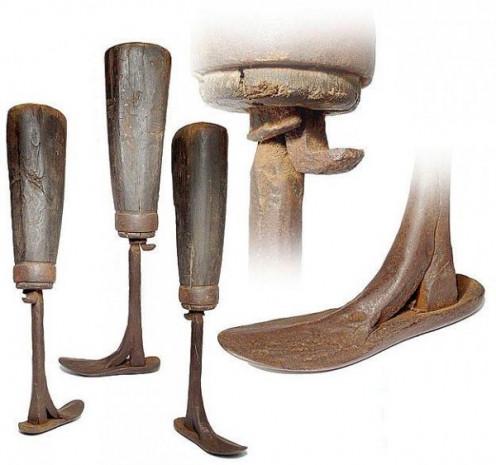 En eski vücut protezleri - Page 3