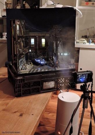 En gerçekçi muhteşem diorama fotoğrafları - Page 3