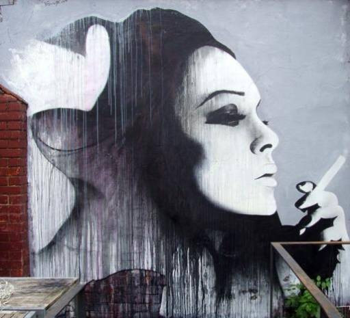 En güzel Grafiti örnekleri - Page 1