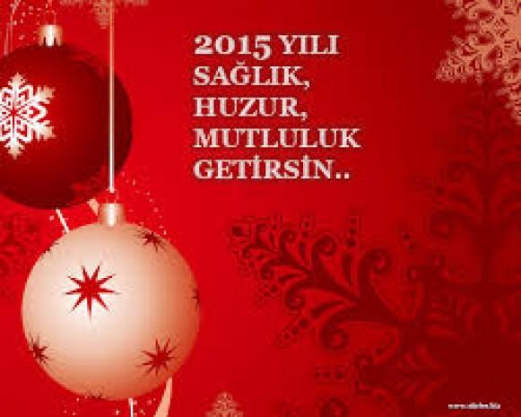 En güzel yeni yıl mesajları 2015 - Page 1