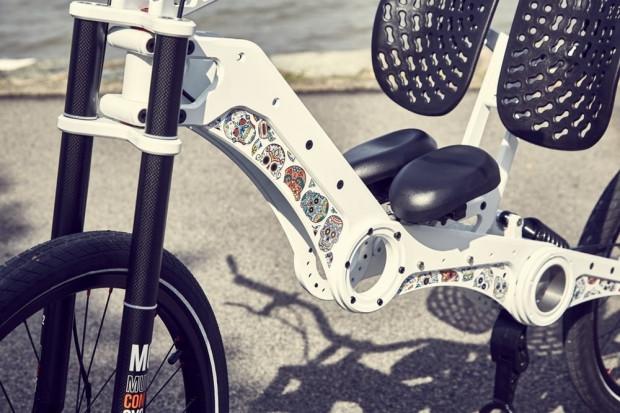 En heyecan verici bisiklet tasarımı MC2 Chopper - Page 1