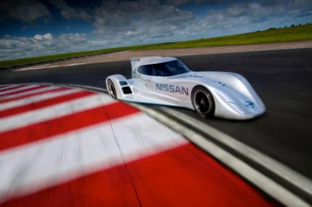 En hızlı elektrikli yarış arabası olacak - Page 1