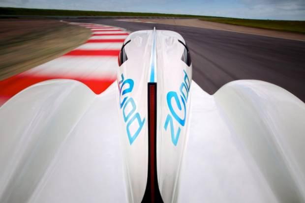 En hızlı elektrikli yarış arabası olacak - Page 3