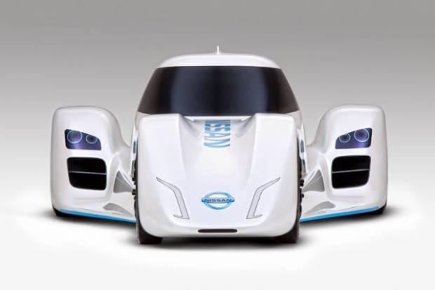 En hızlı elektrikli yarış arabası olacak - Page 4