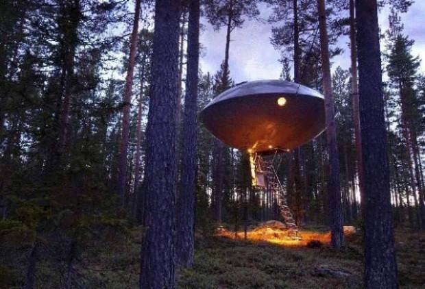 En ilginç ağaç ev tasarımları - Page 2